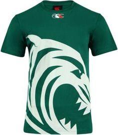 Camiseta Leicester Tigers Logo