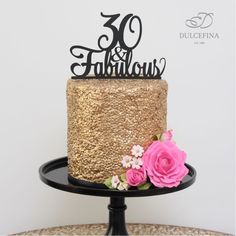Cris 30th Birthday Cake For Women 13 75th Parties 35th