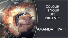 How to Paint Watercolour Landscapes with Amanda Hyatt