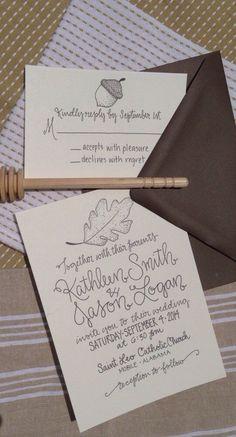 acorn invites