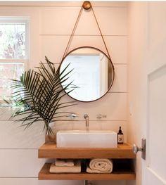 Espelho Adnet para banheiro