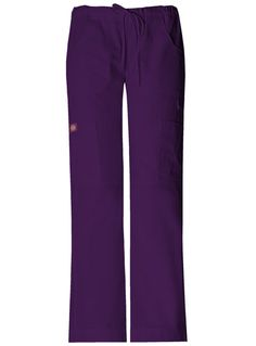 Style Code: (DI-82156T) These EDS junior fit drawstring pants are specially made for tall nurses. They feature an all around elastic waistband reinforced with an adjustable drawstring design. An inseam length of 33 inches is especially made for these pants. They have straight leg pants that are made for movement with its knee seam feature. They also come with two cargo pockets, a back pocket, front shaped pocket, pencil slots and a utility loop. (Clearance item)
