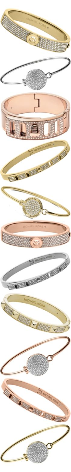 Michael Kors Assorted Bracelets | The House of Beccaria#
