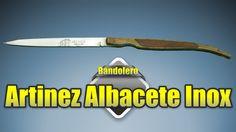Bandolero Artinez Albacete Inox Klappmesser http://www.mychannel2016hd.de