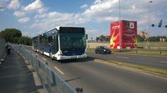 Autobus w Krakowie