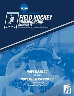 2015 NCAA Division II Field Hockey Championship Digital Guide