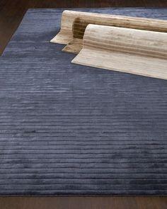 Glistening+Ridge+Rug+by+Exquisite+Rugs+at+Neiman+Marcus.10'x14'