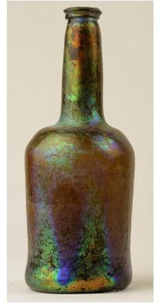 Rum Bottle, 1770