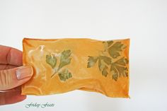 Learn how to make gorgeous phyllo dough pies with herbs that look like paintings here: http://2via.me/KmCPL9pD11