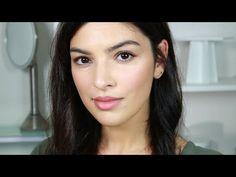 Everyday Makeup | Genuine Glow - YouTube (Gressa skin serum foundation)