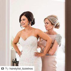 #Repost @hairstylist_lizzieliros (@get_repost) ・・・ Absolutely beautiful photo, congratulations Jasmina ��  PHOTOGRAPHY @markjayphotography HAIR @hairstylist_lizzieliros MUA @linda_mua GOWN @pallascouture  MUM GOWN @northbeachboutique VIDEO @cinemotive.TAN @la_bronze #motherofthebride #wedding #bride #weddinginspo #lace #details #luxuryfashion #style #specialoccasion #gorgeous #photooftheday #northbeachboutique #northbeachboutique…