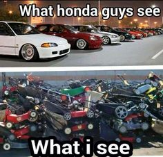 Honda Drag Cars. Your Honda Sucks!