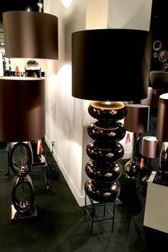 Spotlight, Table Lamp, Lighting, Design, Home Decor, Chic, Lush, Homemade Home Decor, Table Lamps