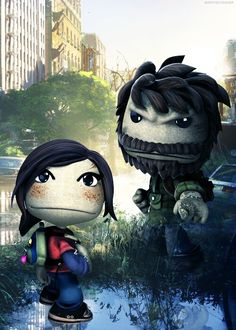 Little Big Planet, The Last of Us edition