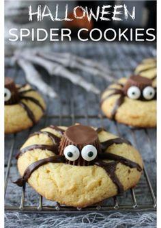 Spinnen Cokies