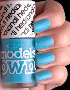 #Modelsown Balearic Cool #nails