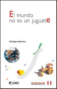 El mundo no es un juguete