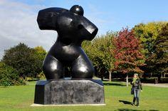 One Week of Contemporary Art in London: Frieze, Frieze Masters, PAD - Haute Living Contemporary Art London, Frieze Masters, Frieze London, Frieze Art Fair, London Art, Lovers Art, New Art, Garden Sculpture, Art Projects