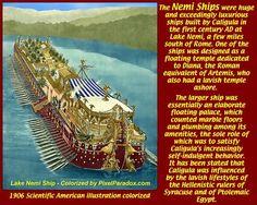 nemi ships - Buscar con Google