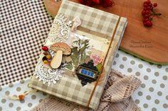 Полёт фантазии: Осенняя кулинарная книга для Crafty Ann.
