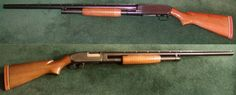 Winchester Model 12 - Old Betsy