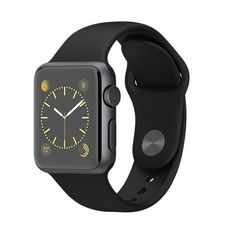 Apple Iwatch Sport 38mm Black Sport Band -- Find out more about the great product at the image link.