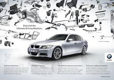 BMW 3 Series Deconstructed