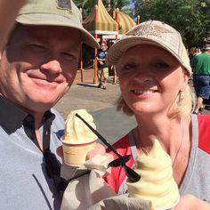 Your Walt Disney World Food Selfies! Plus, a new selfie challenge! - www.wdwradio.com
