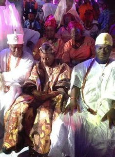 More Photos From Toolzo And Tunde Demuren's Traditional Wedding - Wedding Digest Naija