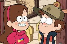 "Are You More Dipper Or Mabel From ""Gravity Falls""?"