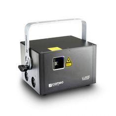 Cameo LUKE 1000 RGB - Show Laser 1000 mW scanner 30K ILDA