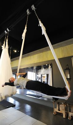 Aerial yoga birmingham