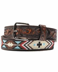 You'll find the brands you love and the largest selection of cowboy boots, western wear & work gear. Western Belts, Western Wear, Native American Beading, Brand You, Cowboy Boots, Westerns, Brown, Kids, Accessories