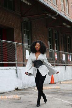 Fall Street Style Corsets Miss Enocha