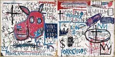 Exposición sobre Jean - Michel Basquiat en el Museo Guggenheim Bilbao - http://www.absolutbilbao.com/exposicion-sobre-jean-michel-basquiat-en-el-museo-guggenheim-bilbao/