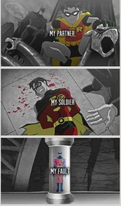 Batman: Under the Red Hood - I'm still not over yet with Jason Todd death! Then he returned to be the Red Hood! Tim Drake, Nightwing, Batgirl, Batman Y Superman, Batman Robin, Batman Arkham, Batman Art, Batman Universe, Dc Comics