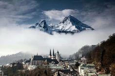 Berchtesgaden-Watzman