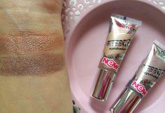Tinna's Pink Place: essence - effect eyeshadow 02 & 06