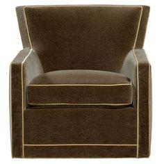 Emerson Bentley Berkley Chair with Swivel Furniture, Bentley Furniture, Large Furniture, Swivel Chair, Upholstered Furniture, Furniture Shop, Chair, Chair Fabric, Armchair