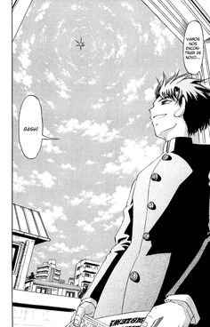 Le Manga - Bem-vindo ao acervo mais lindo da cidade!https://mangareader.zlx.com.br/Online/konjikinogash-capitulo-323/10814-chrono#/!page19