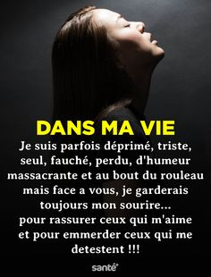 Strong Words, Strong Quotes, Wise Quotes, Inspirational Quotes, Sad Alone, Free Mind, French Quotes, Bad Mood, Some Words