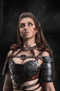 Guild Wars 2 Cosplay : Norn Armor 3 by Deakath.deviantart.com on @DeviantArt