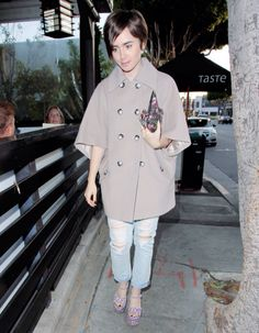 "Lily Collins - ""Going to 'Taste' Restaurant in West Hollywood"" - June 5, 2015"