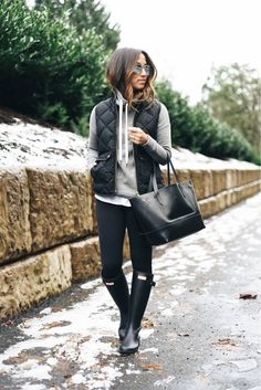 10 best casual college outfits you can totally copy &; myschooloutfits 10 best casual college outfits you can totally copy &; myschooloutfits Laurette stitch fix Take a look at 10 […] outfits comfy curvy Comfy Fall Outfits, Fall Outfits For School, College Outfits, Fall Winter Outfits, Casual Outfits, Winter Wear, Rainy Day Outfit For Fall, Vest Outfits For Women, Weekend Outfit