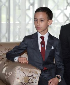 Crown Prince Moulay Hassan Morrocan royal family