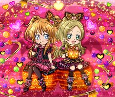 Sweet Precure♪ - Halloween