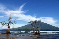 Ternate, North Maluku, Indonesia by Sanjay P. K., via Flickr