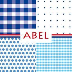 Geboortekaartje Abel