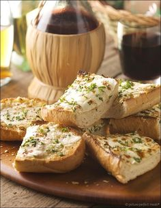 Du pain, du vin ....