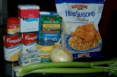 MiMi's Making Meals: Crock-pot Cornbread Dressing